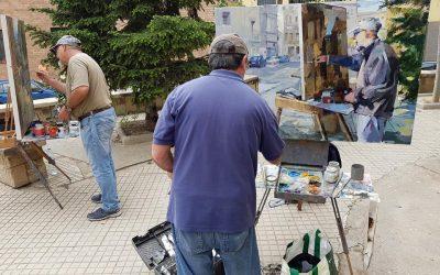 Concurso de Pintura en Torres de Segre