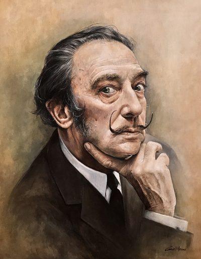 Retrato-dali-portrait-painting-retrato-pintado-oleo-figurativo-pintor-artistico-carol-moreno-retratista