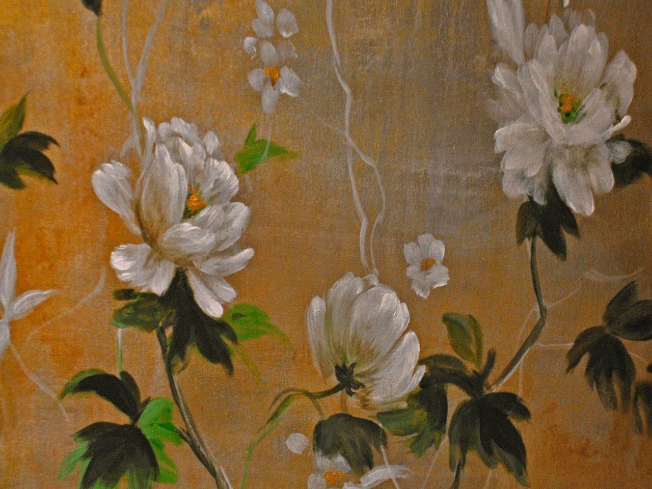 Telas-pintadas-a-mano-chinoiserie-pintora-artistica-Carol-Moreno-acrilico-wall-art-muralista-pintora-
