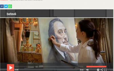 #Canal TV El Dalí barceloní vivia al Ritz