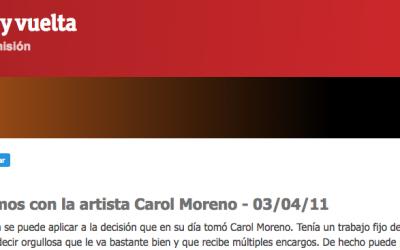 Podcast del programa  De ida y Vuelta Radio 5