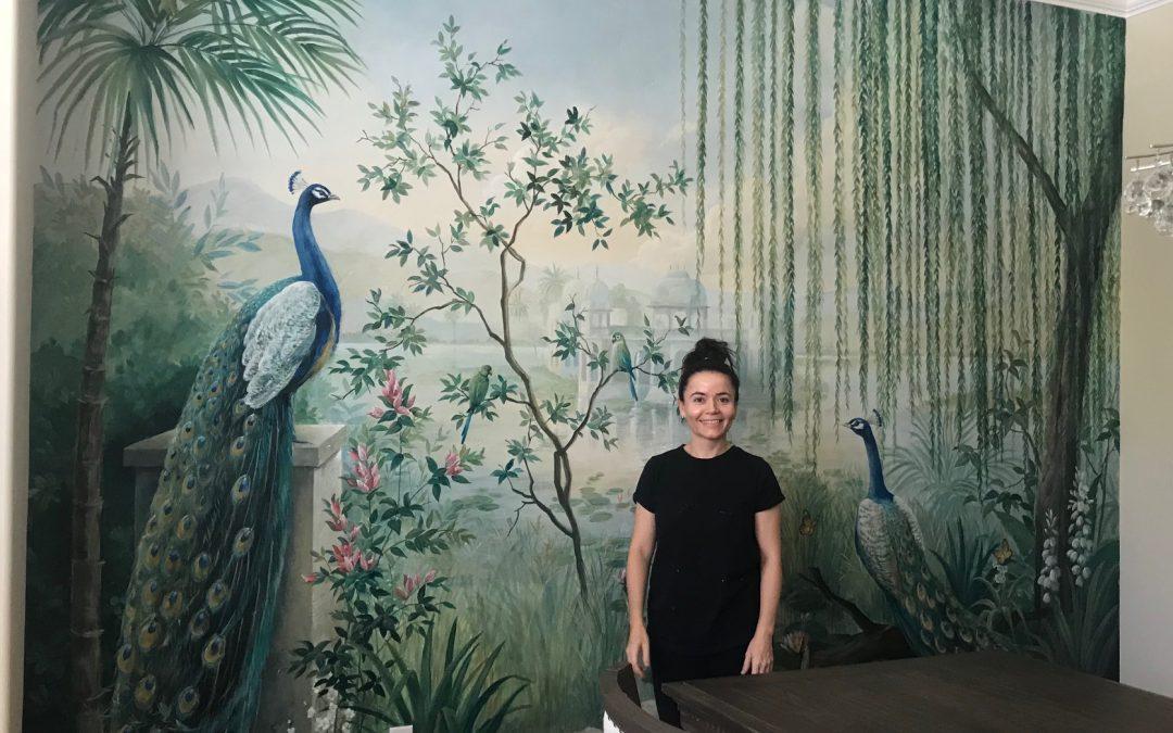 Pintura mural, Wallart en California